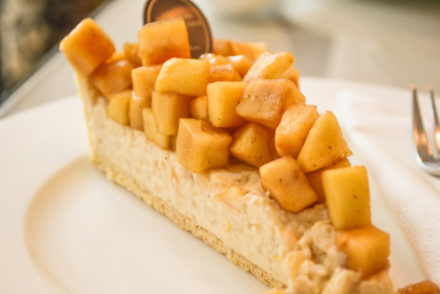 Princess Cheesecake - Apple Mascarpone Cake