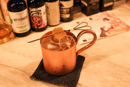 Hyde At 53M - Moscow Mule
