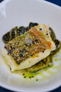 Borda Berri - Hake and Chard