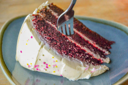Mountain Cafe - Red Velvet Cake