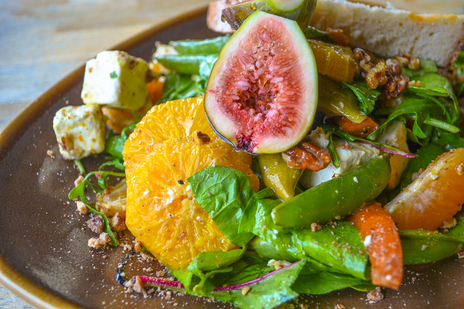 Mountain Cafe - Fig Salad