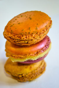 Pierre Herme - Macaron Stack