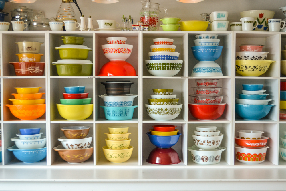 The Diner House 29 - Pyrex Dishes