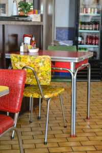 The Diner House 29 - Interior Vintage Furniture