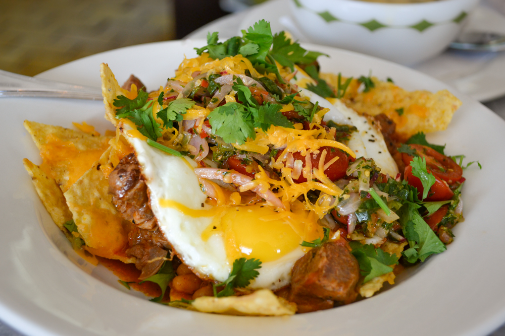 The Diner House 29 - Loaded Nachos