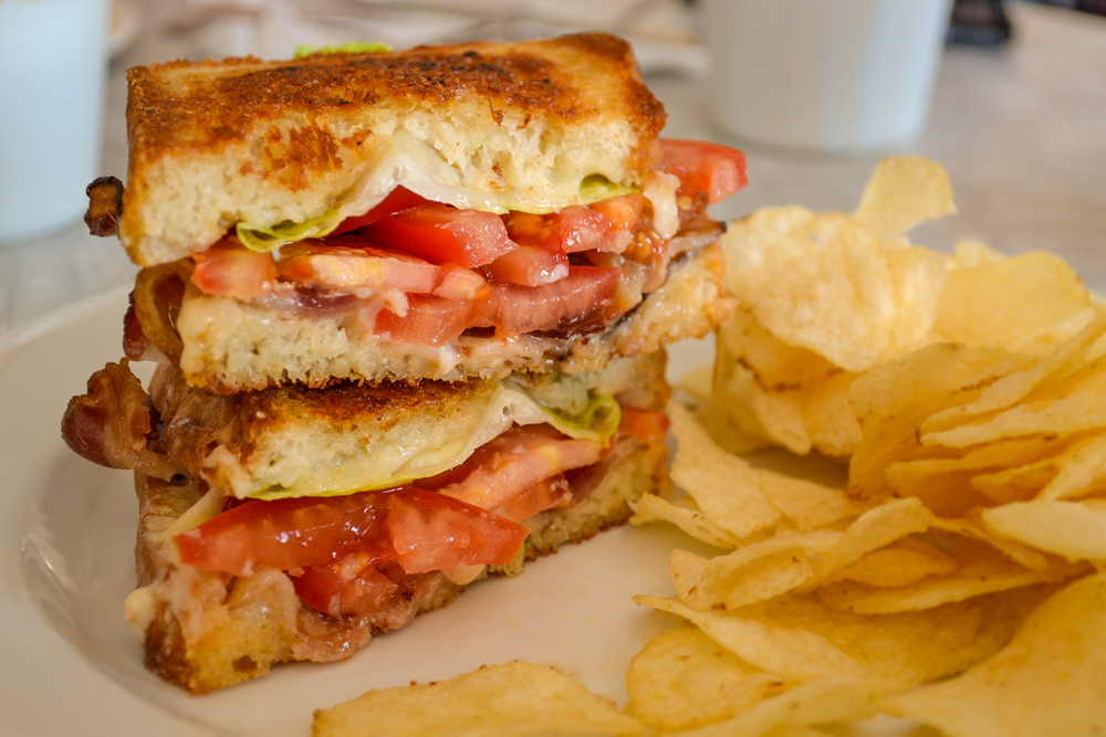 The Diner House 29 - BLT Sandwich