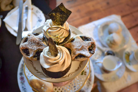 Casa Angelina - Cupcakes and Mince Pies
