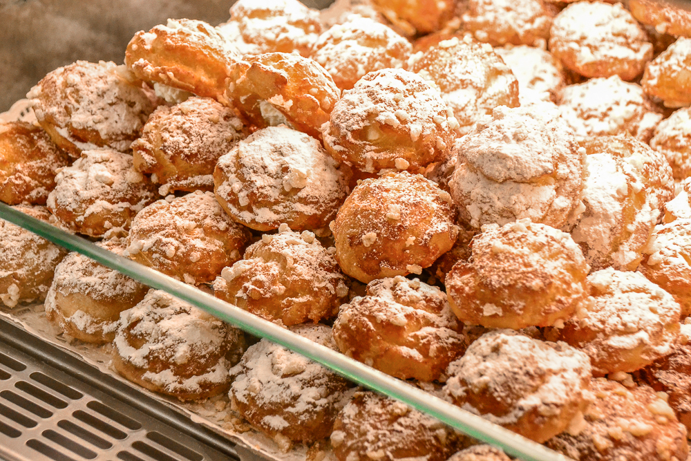 Chez Pascal Dunes Blanches - Choux Counter