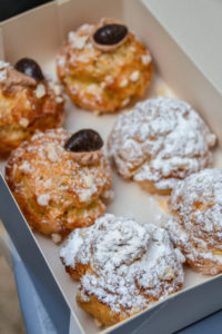 Chez Pascal Dunes Blanches - Nutella and Original Choux